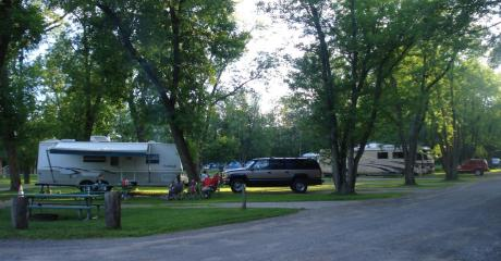Duluth Indian Point Campground