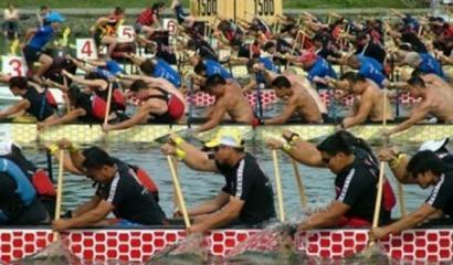 Lake Superior Dragon Boat Festival